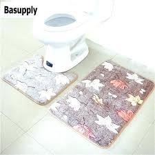 Bathroom Contour Rug Memory Foam Contour Mat Contour Bath Rug Memory Foam Acnc Co