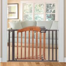 Baby Gate For Stairs With Banister Baby Gates You U0027ll Love Wayfair
