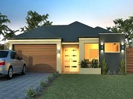contemporary house plans free small contemporary homes modern single story house plans your