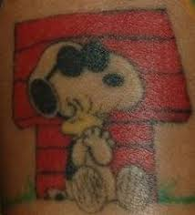 160 best snoopy tattoos designs images on pinterest snoopy