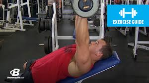Bench Press Vs Dumbbell Press Incline Dumbbell Press With Hunter Labrada Exercise Guide Youtube