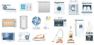 Electronics Kitchen Appliances - household appliances vocabulary