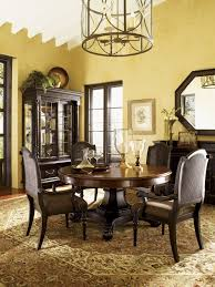 kingstown bonaire round dining table lexington home brands