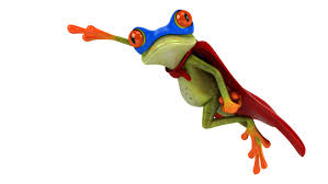 download wallpaper graphics frog superman free frog costume