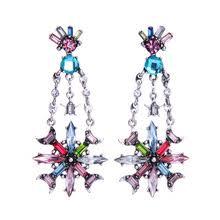 Colorful Chandelier Earrings Indian Chandelier Earrings Promotion Shop For Promotional Indian