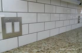 white subway tile kitchen gray and white subway tile white kitchen with grey subway tiles dove