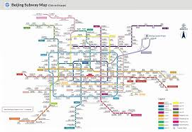 Map Of Bart Stations by Beijing Subway Metro System With Map Lines Ticket Price