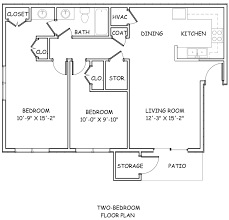 floor plans bedroom kitchen dinning room knoxville tn