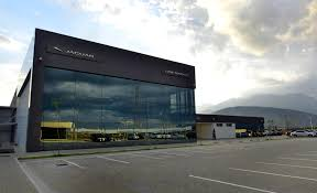 jaguar land rover dealership jaguar land rover opens factory in brazil digital news agency