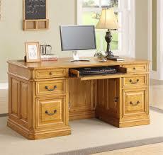 Small Oak Computer Desks For Home Popular Oak Computer Desk