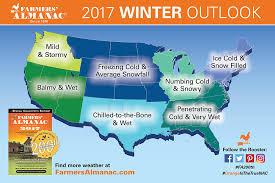 farmers almanac 2017 winter outlook snowbrains