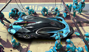 bugatti concept car bugatti concept proposal bugatti inspired futuristic racing car