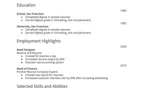 a simple resume resume resume templates beautiful simple