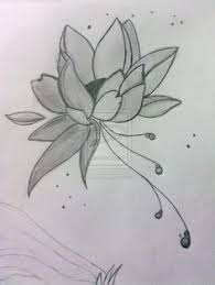 lotus sketches lotus flower sketch 1 by purpleriot on deviantart