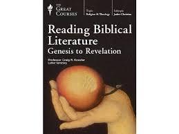 reading the bible genesis to revelation