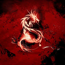 blood red dragon ipad wallpaper download iphone wallpapers ipad