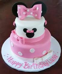 minnie mouse birthday cake cakes natalie porter