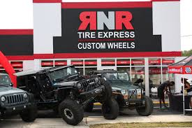 jeep custom wheels rnr tire express u0026 custom wheels location opens in clearwater florida