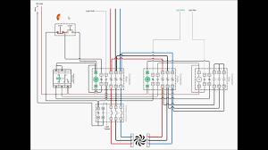 abb intercom wiring diagram single phase reversing contactor