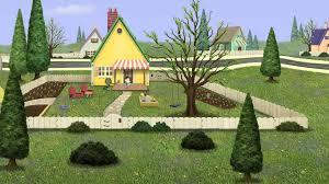 Grandma Backyard House Max U0026 Ruby Max U0026 Ruby U0027s Groundhog Day Ruby U0027s First Robin Of