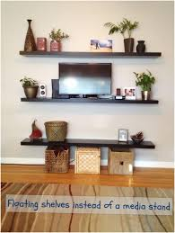 Build Wall Shelves Without Brackets by Bedroom How To Hang Floating Shelves Without Brackets Floating