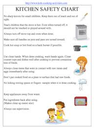 kitchen safety worksheets free worksheets library download and
