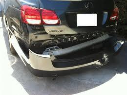 lexus gs ending car accident rear ended clublexus lexus forum discussion