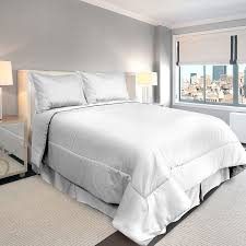 solid white comforter set awesome modern elegant white fluffy bedding design ideas decors