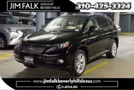 used lexus rx 450h hybrid used lexus rx 450h for sale in nuys ca 24 used rx 450h