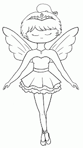 ballet coloring pages for kids free coloring home