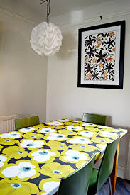 how to use wallpaper to decoupage table top pillar box blue for an easy room update and to achieve a designer look decoupage table top with wallpaper