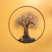 85 best wire tree sculpture by crows feathers images on