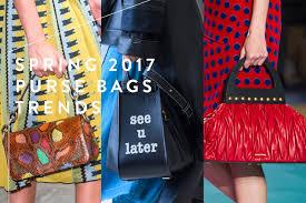 5 hottest bag trends for spring 2017 asiafja