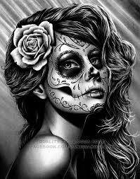 25 beautiful sugar skull ideas on pinterest skull