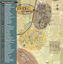 Oregon Winery Map by Woodinville Wine Country Warehouse Map 2015 What U0027s Is Seattle