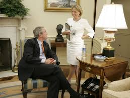Inside The Oval Office Nicolle Wallace Talks Bush Palin And Re Imagining The White
