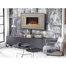 Electric Fireplace For Wall by Best 25 Wall Mount Electric Fireplace Ideas On Pinterest Wall