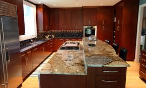 Granite Countertop Kitchen Paints Ideas How To Install by 21 Granite Countertop Ideas Ultimate Granite Guide