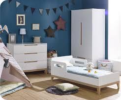 chambre complète bébé avec lit évolutif chambre bébé complète riga blanche et bois