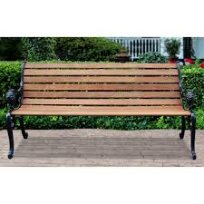iron park benches lion park bench cast iron ends 232005 patio furniture at