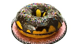 how to make a donut cake by cookies cupcakes and cardio youtube
