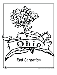 50 states coloring pages crayola adults flag sheets all