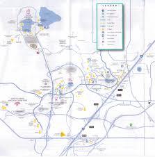 Walt Disney World Map by Walt Disney World Transportation Magicaltravel