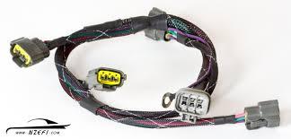 nissan s13 s14 silvia and 180sx coil harness sr20det nzefi
