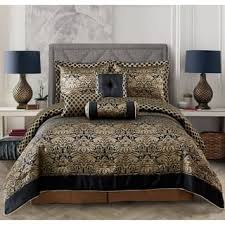 black comforter sets for less overstock
