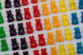 make your own gummy bears evil gummy bears inspired by cloudy with a chance of
