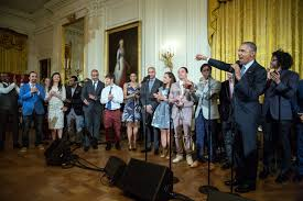The Inside Of The White House Bam4ham Hamilton At The White House Whitehouse Gov