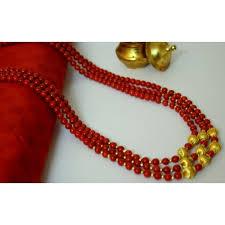 red necklace online images Buy red coral necklace online craftsvilla jpg