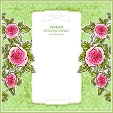 wedding invitations background flower wedding invitation background designs pink free vector
