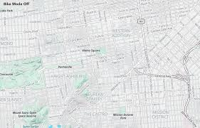 Citibike Map Spring Into Cycling With Mapzen U0027s New Bike Map Mapzen